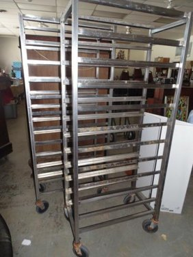 Stainless Steel Industrail Baking Racks