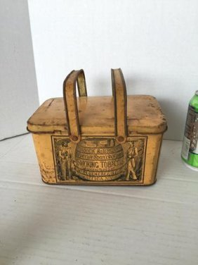 Warnick & Brown Spanish Tobacco Tin