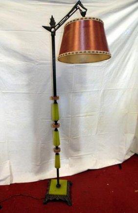 1930's Floor Lamp
