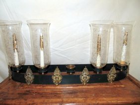 Religious Candle Rack