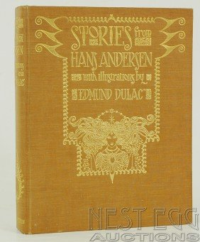 Stories From Hans Anderson. Illus. By Dulac