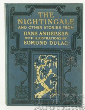 The Nightingale And Other Stories...Illus. Dulac
