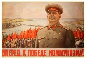 Golovanov, L. Forward, To The Victory Of Communism!,