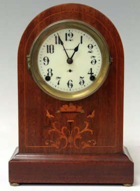 Seth Thomas Inlaid Clock