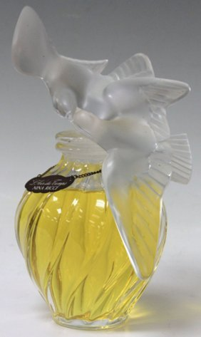 Vintage French Figural Perfume Bottle