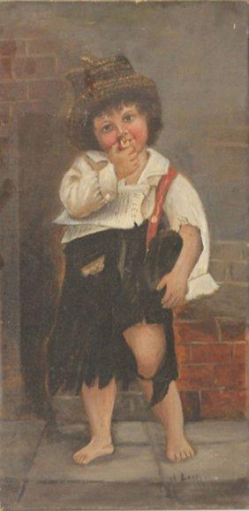 M. Logan, Oil On Canvas