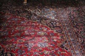 Persian Style Wool Roomsize Carpet