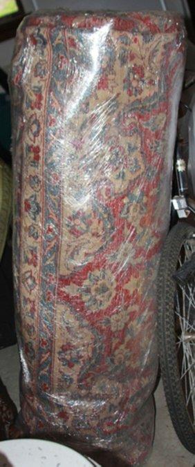 Kashan Style Persian Carpet