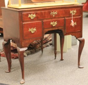 American 18th Century Chippendale Dresser
