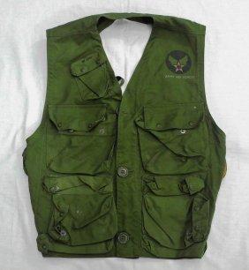"Vintage C-1 1940"" Emergency Sustenance Vest Type C-1"