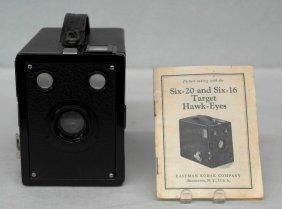 Vintage Kodak Six-20 Target Hawk-eye Camera