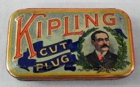 Kipling Tobacco Tin