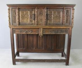 17th Century French Court Cabinet