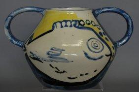 Rano Padilla, Edition Picasso Vessel