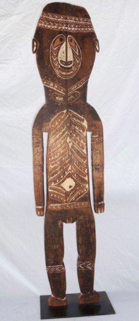 New Guinea Male Ancestor Figure