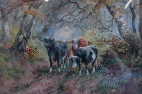 Hugo Melville Fisher, Watercolor