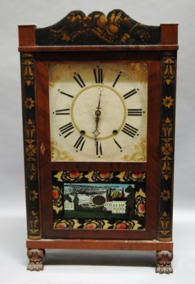 Riley Whiting Shelf Clock C 1815-20