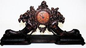 Black Forest Mantle Clock