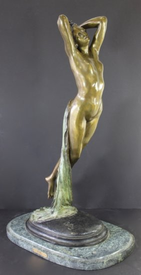 Edouard Louis Collet (after) Bronze