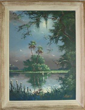 Sam Newton, Florida Highwayman