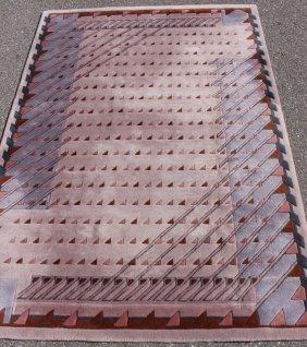 Frank Lloyd Wright Designed Area Rug