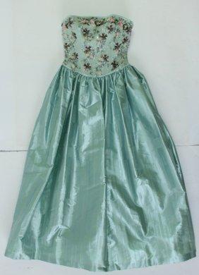 Escada Couture Ball Gown