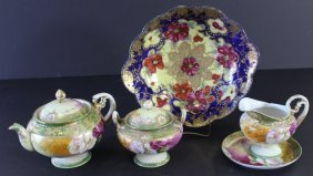 Group Of Pre-1891 Nippon Porcelain
