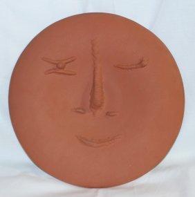 Pablo Picasso, Madoura Face Plate