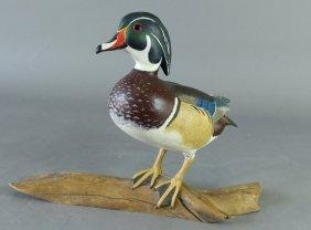 """Robert & Virginia Warfield """"wood Duck"""""""