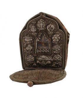 Tibetan Portable Shrine
