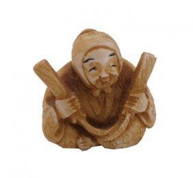 Nineteenth-century Ivory Netsuke