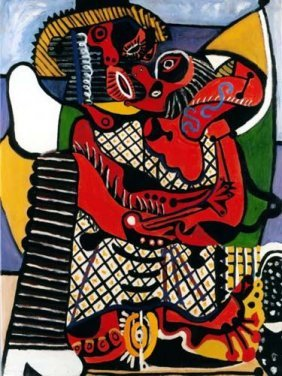 """PICASSO """"THE EMBRACE"""""""