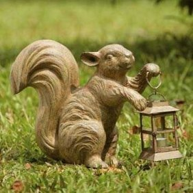 SQUIRREL LANTERN