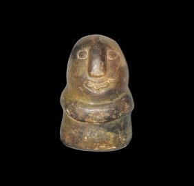 South East Asian Funerary Idol