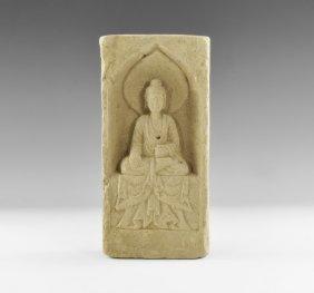 Chinese Buddha Brick