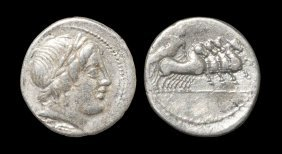 Ancient Roman Republican Coins - Anonymous Issue -