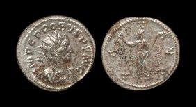 Ancient Roman Imperial Coins - Probus - Pax