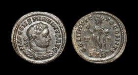 Ancient Roman Imperial Coins - Constantine I - Sol