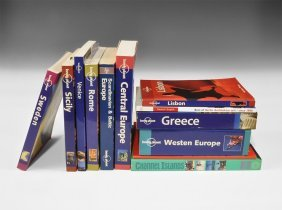 Books Western Europe - Lonely Planet And Other Travel