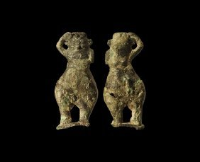 Egyptian Bes Statuette