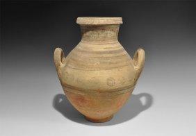Cypriot Bichrome Amphora