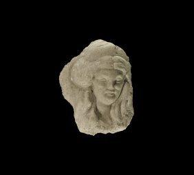 Roman Bacchus Frieze Fragment