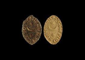 Medieval Seal Matrix Of Geoffrey Soneman