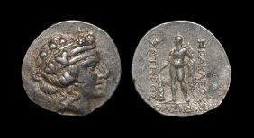 Ancient Greek Coins - Thasos - Herakles Tetradrachm