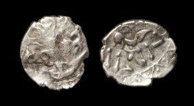 Celtic Iron Age Coins - Trinovantes - Clacton De Jersey
