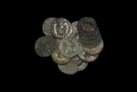 Ancient Roman Imperial Coins - Mixed Antoninianii Group