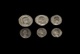 Ancient Roman Imperial Coins - Domitian To Valerian -