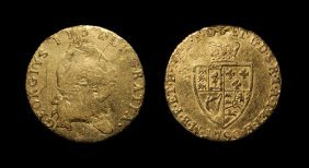 English Milled Coins - George Iii - 1790 - Gold