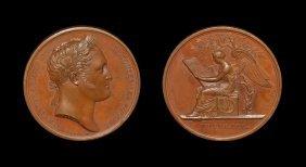 World Commemorative Medals - France - 1814 - Alexander