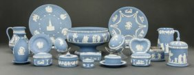 Group Of Twenty Wedgwood Porcelain Pieces